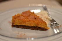 Sweet Potato Pie Vegan