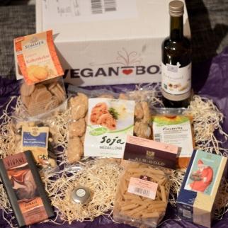 Vegan Box November