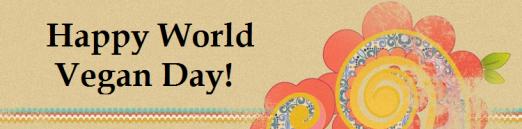 Happyworldveganday