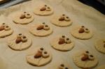 Eulen-Cookies