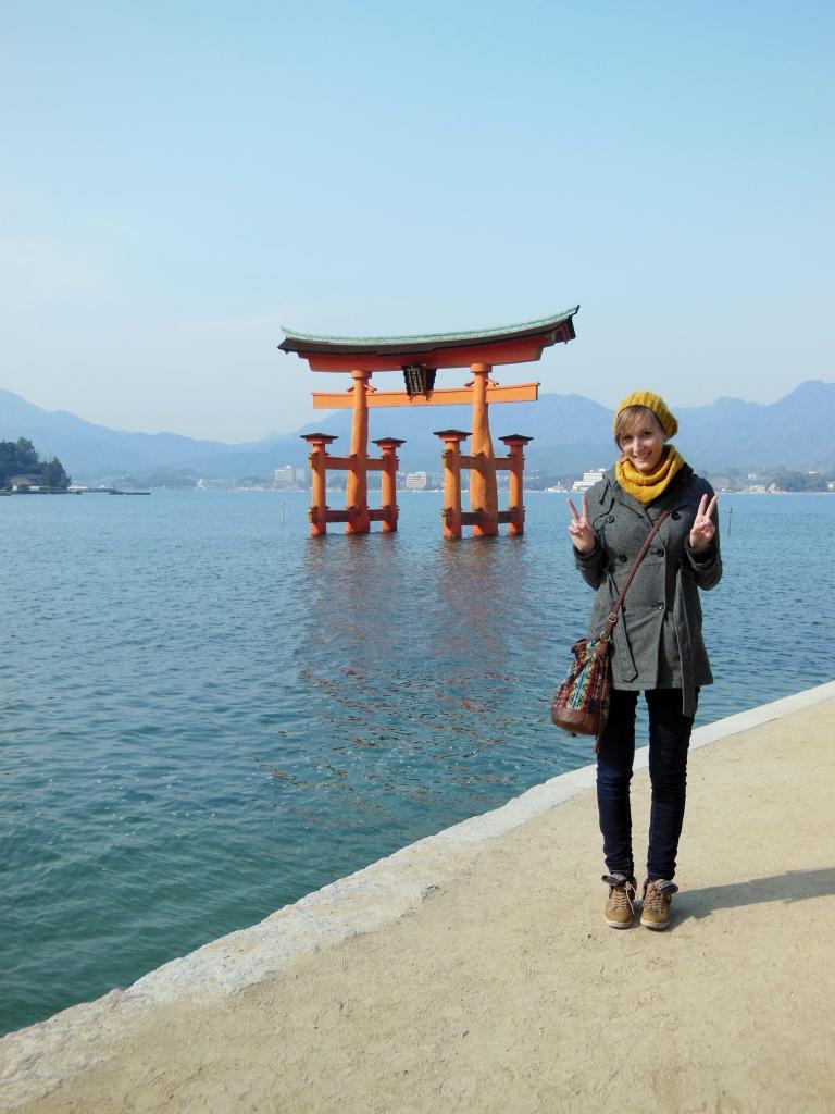Itsukushima Shrine - Miyajima