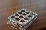 DIY Cupcake Gestell