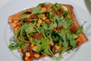 Gemüsepizza aus Vegan for Fun