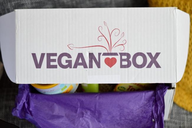 Große Vegan Box Februar